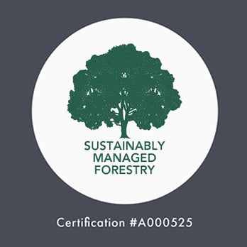 Origanami Sustainably Managed Forestry Certification