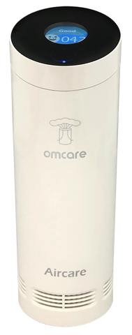 Omcare AIR On-The-Go 空氣清新機 (White/白色)