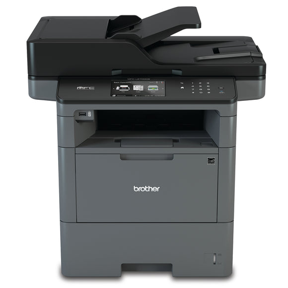 Brother MFCL5900DW - Multifonction laser monochrome professionnelle