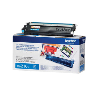 BROTHER TN210C - CARTOUCHE DE TONER CYAN À RENDEMENT STANDARD