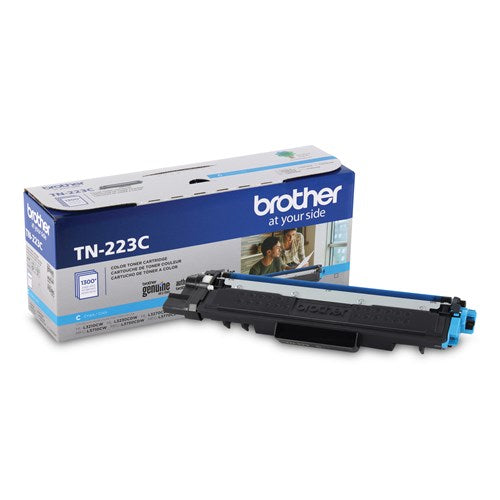 BROTHER TN223C - CARTOUCHE DE TONER CYAN À RENDEMENT STANDARD