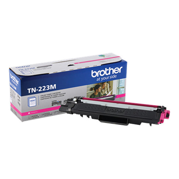 BROTHER TN223M - CARTOUCHE DE TONER MAGENTA À RENDEMENT STANDARD