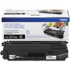 BROTHER  TN331BK - CARTOUCHE DE TONER NOIR À RENDEMENT STANDARD