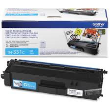 BROTHER TN331C - CARTOUCHE DE TONER CYAN À RENDEMENT STANDARD