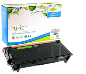 FUSION TN850CO - CARTOUCHE DE TONER NOIR À HAUT RENDEMENT (compatible Brother TN850C)