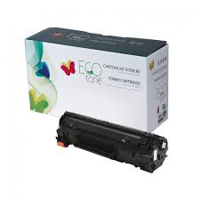 ECOTONE CE278ARE - CARTOUCHE DE TONER NOIR RENDEMENT STANDARD (reconditionné compatible (HP 78A) )