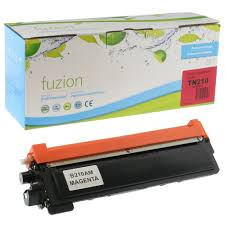 FUZION TN210MCO - CARTOUCHE DE TONER MAGENTA À RENDEMENT STANDARD(compatible Brother TN210M)