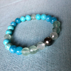 Blue Hawaii Bracelet