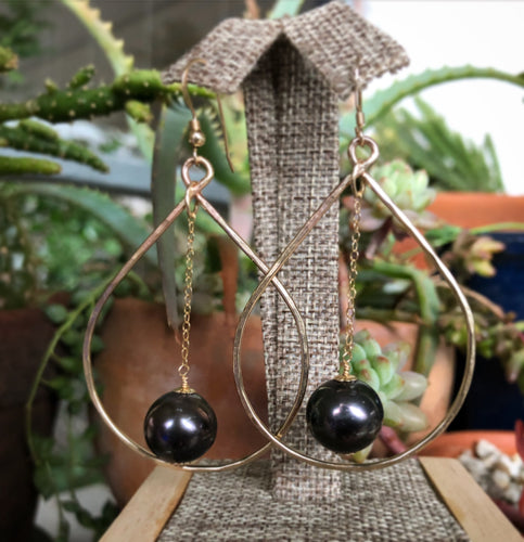 Lehua Earrings