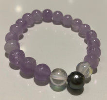 Load image into Gallery viewer, Purple Rain Bracelet
