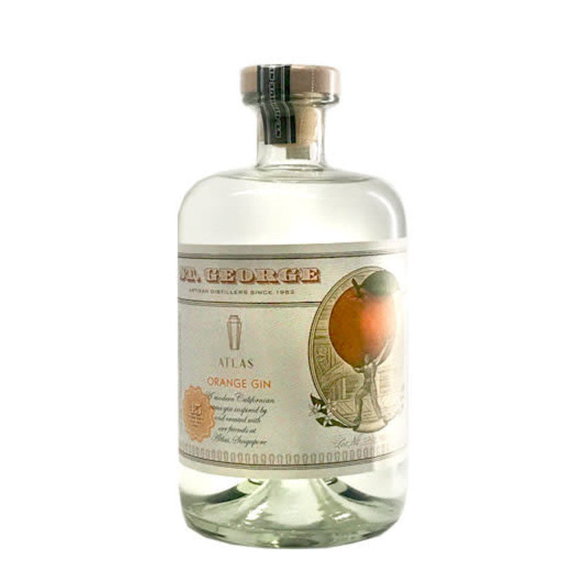 St. George ATLAS Orange Gin