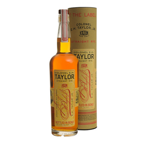 Colonel E. H. Taylor Straight Rye Whiskey