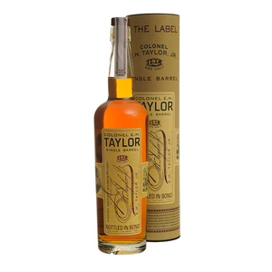 Colonel E. H. Taylor Single Barrel Bourbon