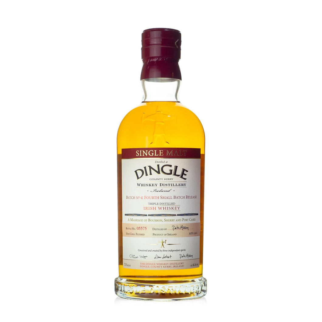 Dingle Single Malt 'Batch 4'