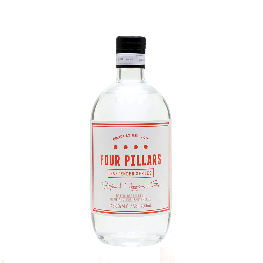 Four Pillars Spiced Negroni Gin