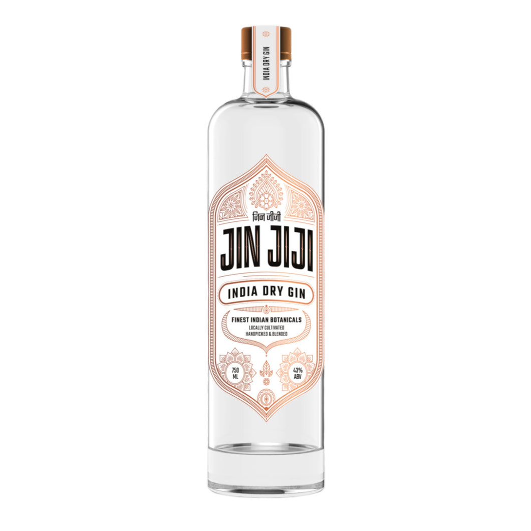 Jin Jiji India Dry Gin