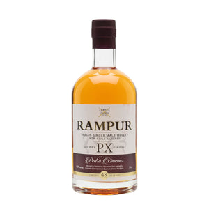 Rampur PX Sherry Finish Indian Single Malt Whisky