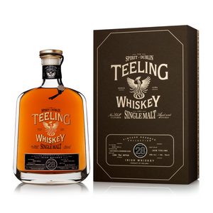 Teeling 28 Year Old Single Malt Irish Whiskey