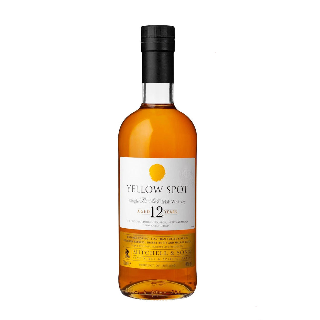 Yellow Spot Single Pot Still