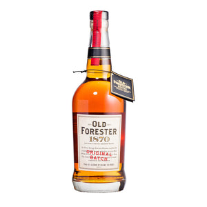Old Forester 1870 Original Batch Kentucky Straight Bourbon