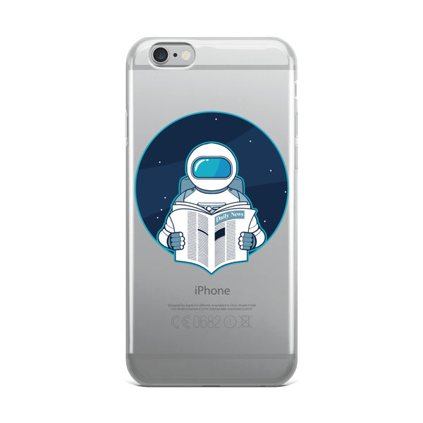 Clear ApolloX iPhone Case
