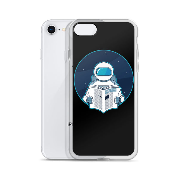 Black ApolloX iPhone Case