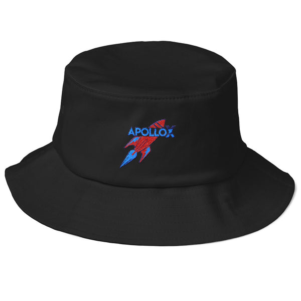ApolloX Old School Bucket Hat