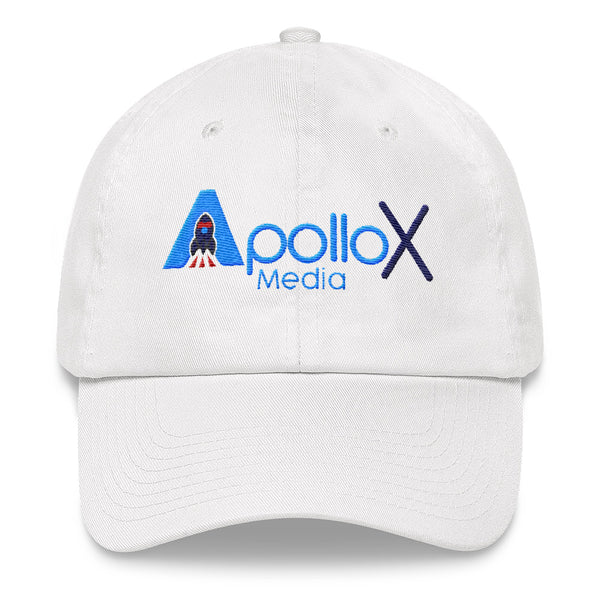 ApolloX Media Adjustable Dad Hat