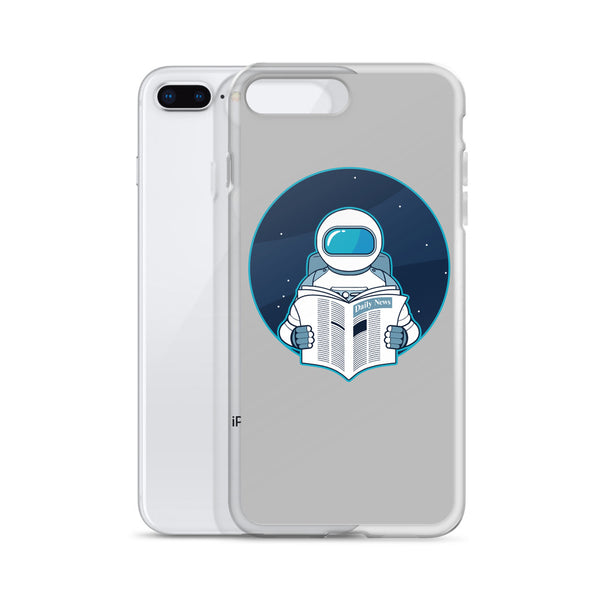 Grey ApolloX iPhone Case