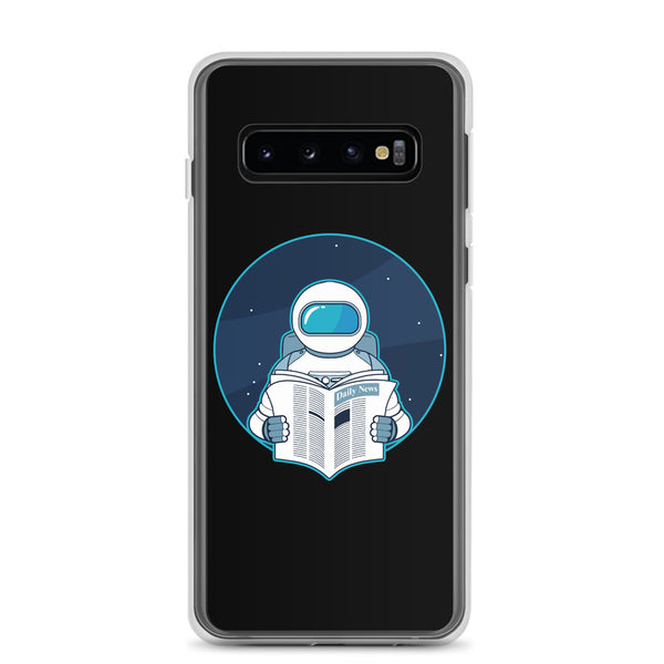 Black ApolloX Samsung Galaxy Case
