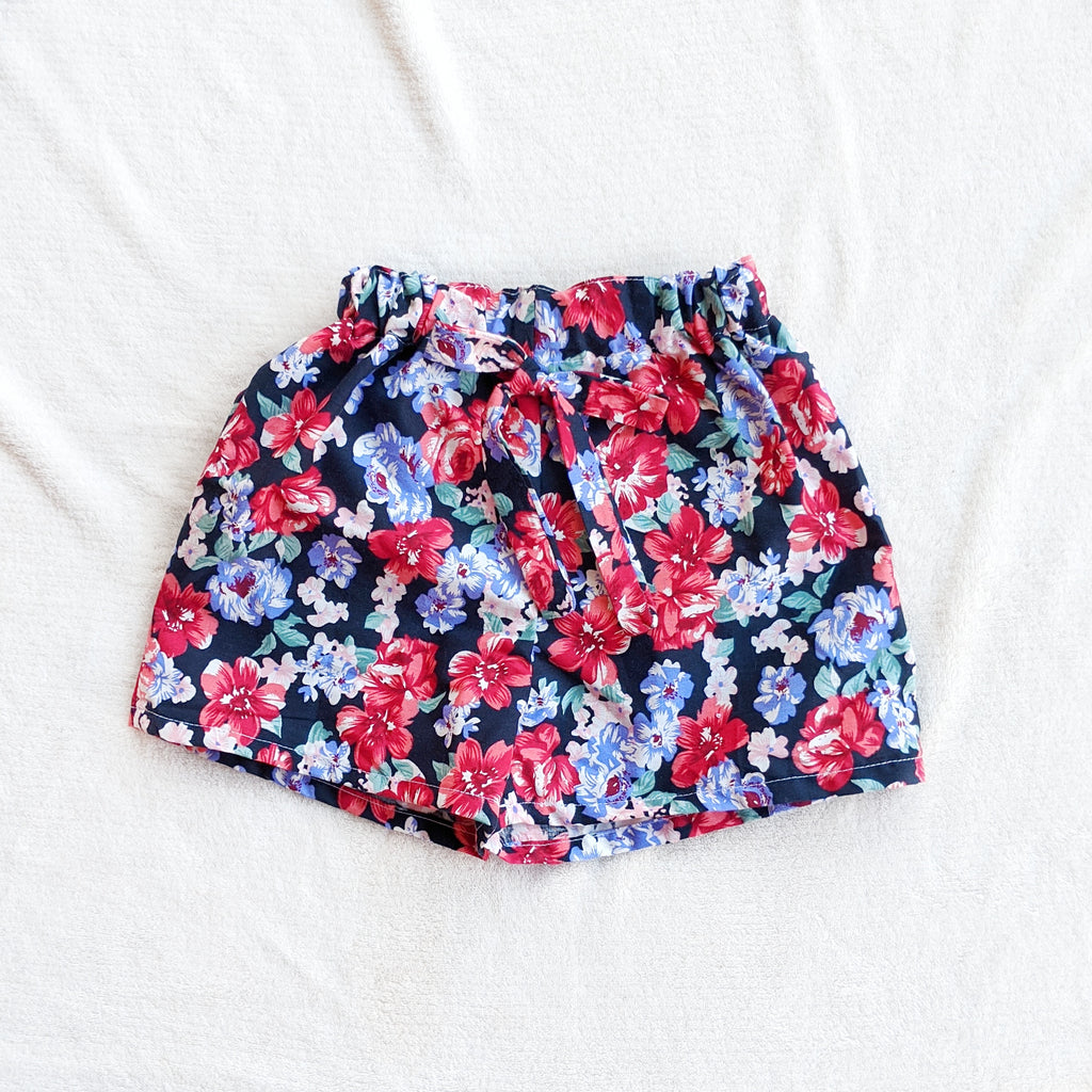 Tammy Shorts with Bow