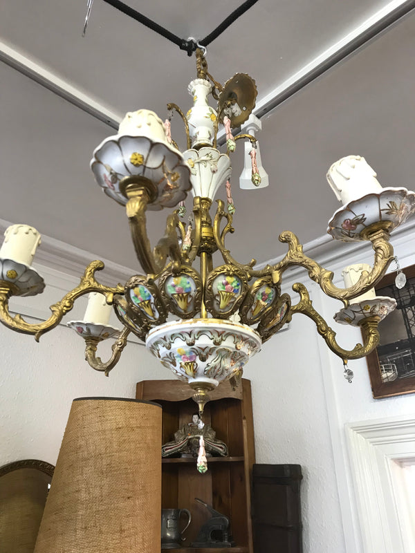 Decorative Chandelier - Room for Antiques