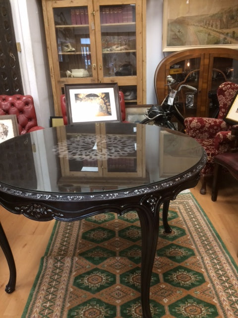 Bespoke Dining Room Table and chairs - Room for Antiques