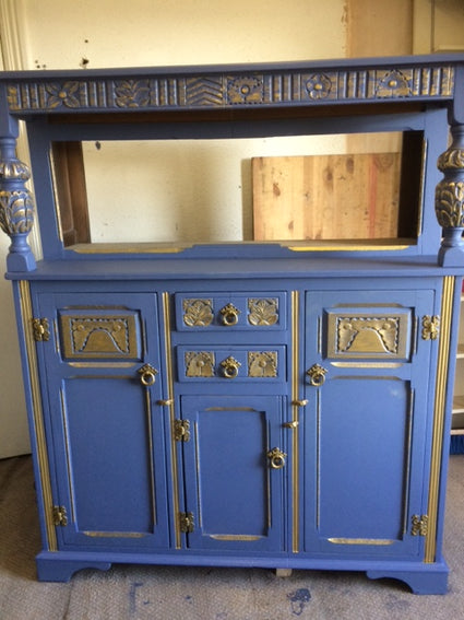 Bespoke Cabinet - Room for Antiques