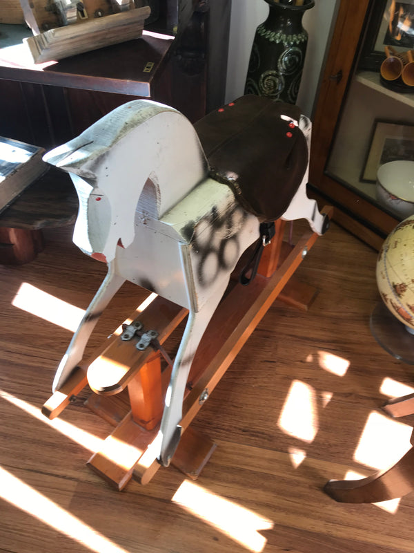 Child's Rocking Horse - Room for Antiques