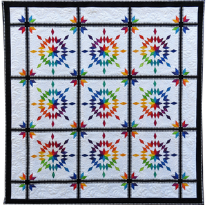 Luminosity Quilt Pattern
