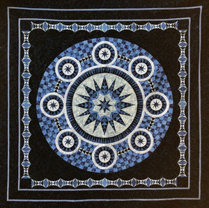 Bluetiful BeColourful Quilt Pattern