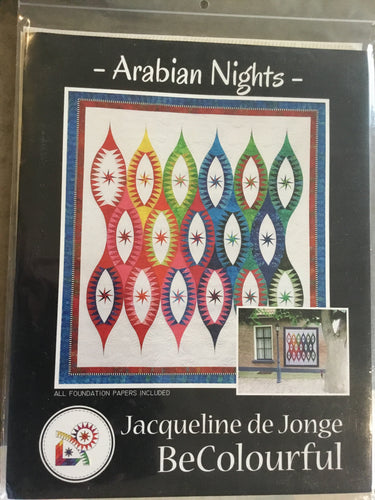 Arabian Nights Pattern