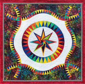 Festival BeColourful Quilt Pattern