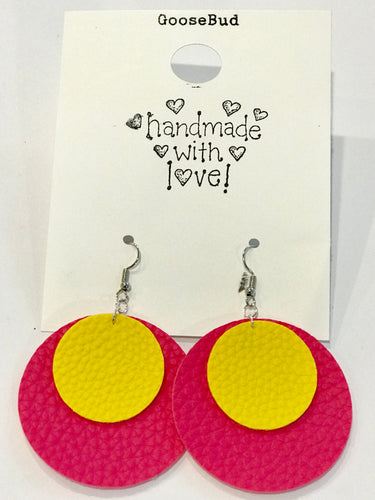*FG FUNDRAISER* Bold and Bright Layered Circles with Shipping Included!
