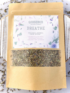 BREATHE Organic Herbal Facial Steam
