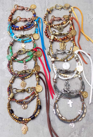 New Batch of Friendship Bracelets at jody g. in Virginia Beach