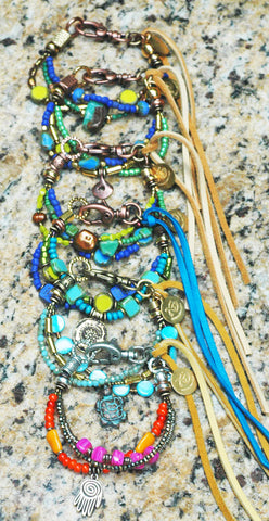 New Batch of Friendship Bracelets Available at jody g in Virginia Beach