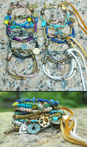 Even More NEW Friendship Bracelets at jody g in Virginia Beach