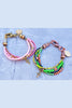 Easter Friendship Bracelet Spring Friendship Bracelet St. Patrick's Day Bracelet