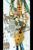 exotic and ethnic long and layered bohemian necklaces