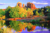 stunning Sedona in Autumn