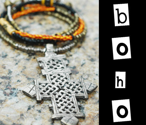 Shop fabulous bohemian statement jewelry!