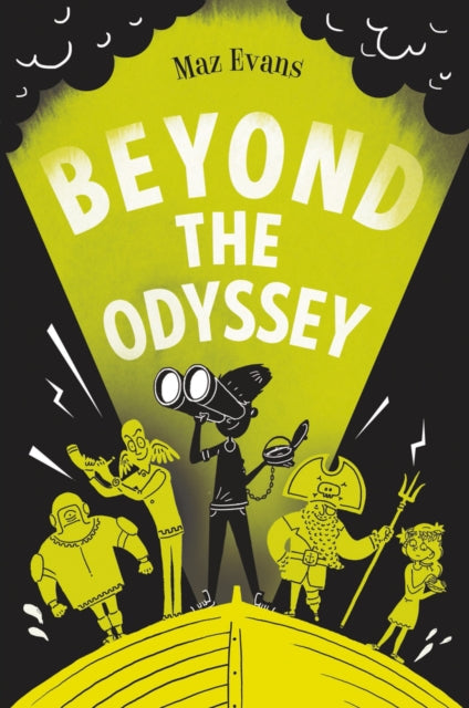 Beyond the Odyssey: Book 3