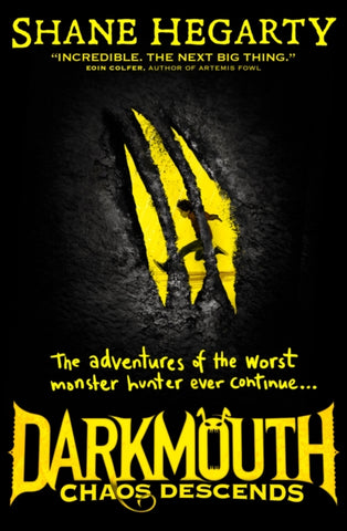 Darkmouth: Chaos Descends (Book 3)